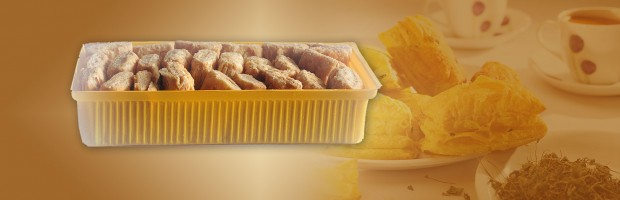 Bakery Plastic Containers